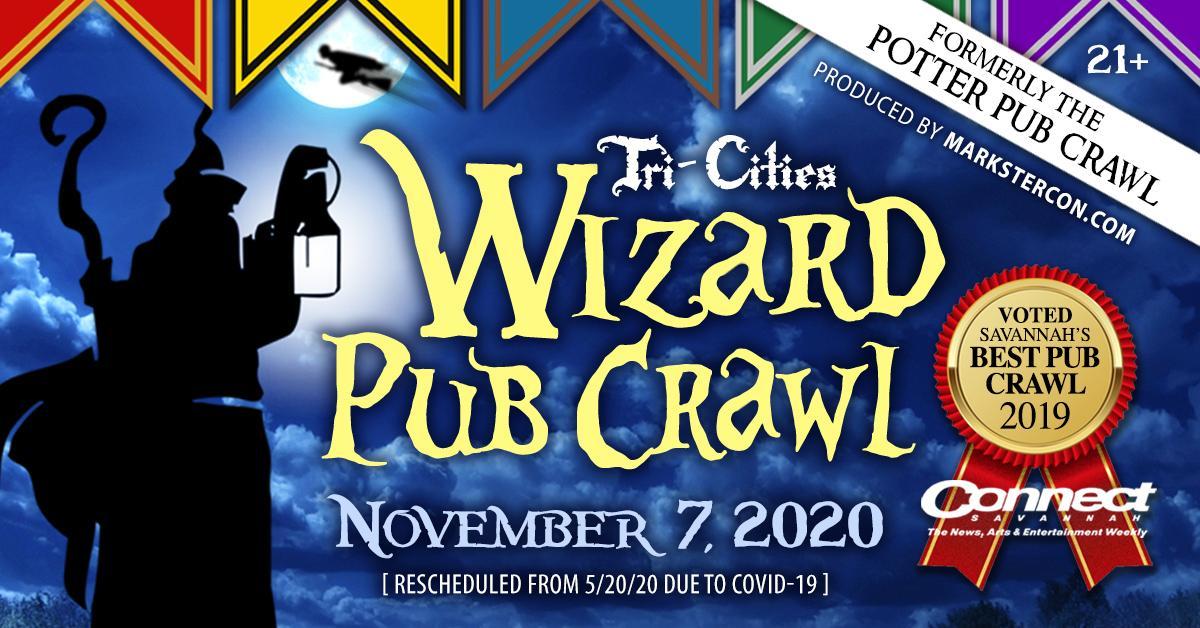 Wizard Pub Crawl (Bristol, TN/VA) 1