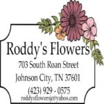 Roddy's Flowers