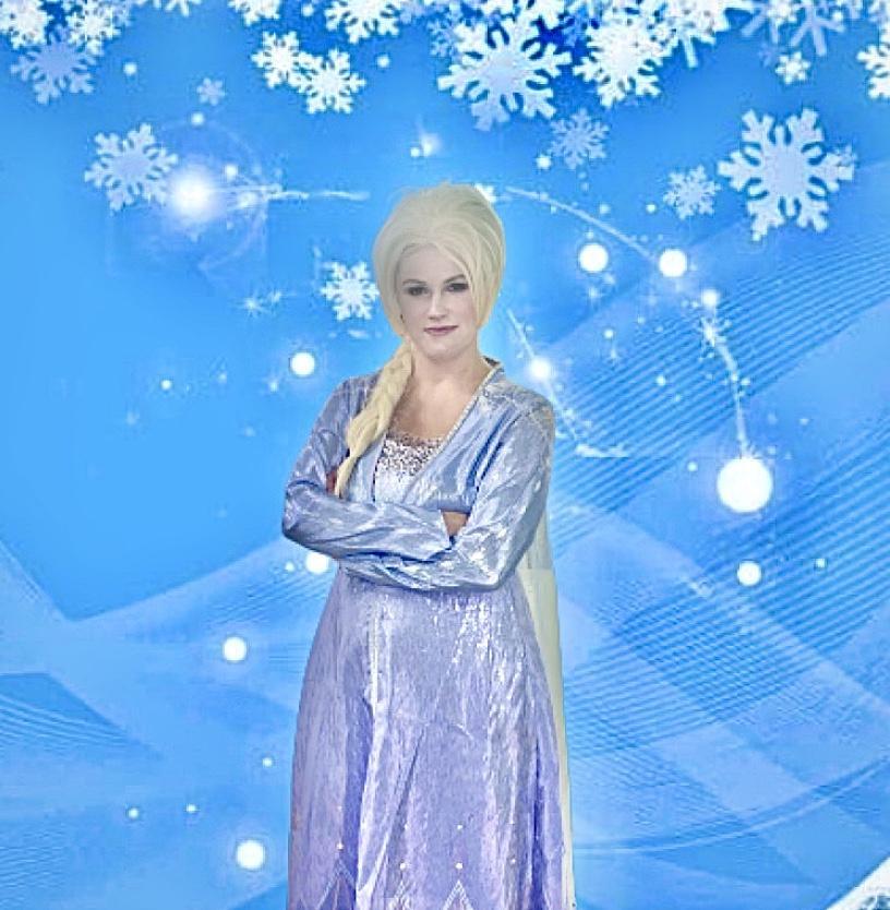Daddy daughter/ mother daughter Elsa ball 1
