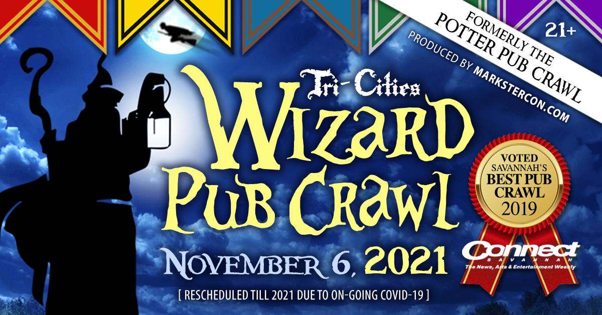 Wizard Pub Crawl (Bristol, TN/VA) 1