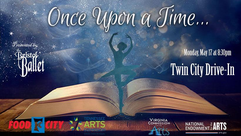 Bristol Ballet Presents Once Upon a Time at the Twin City Drive-In Theatre 1