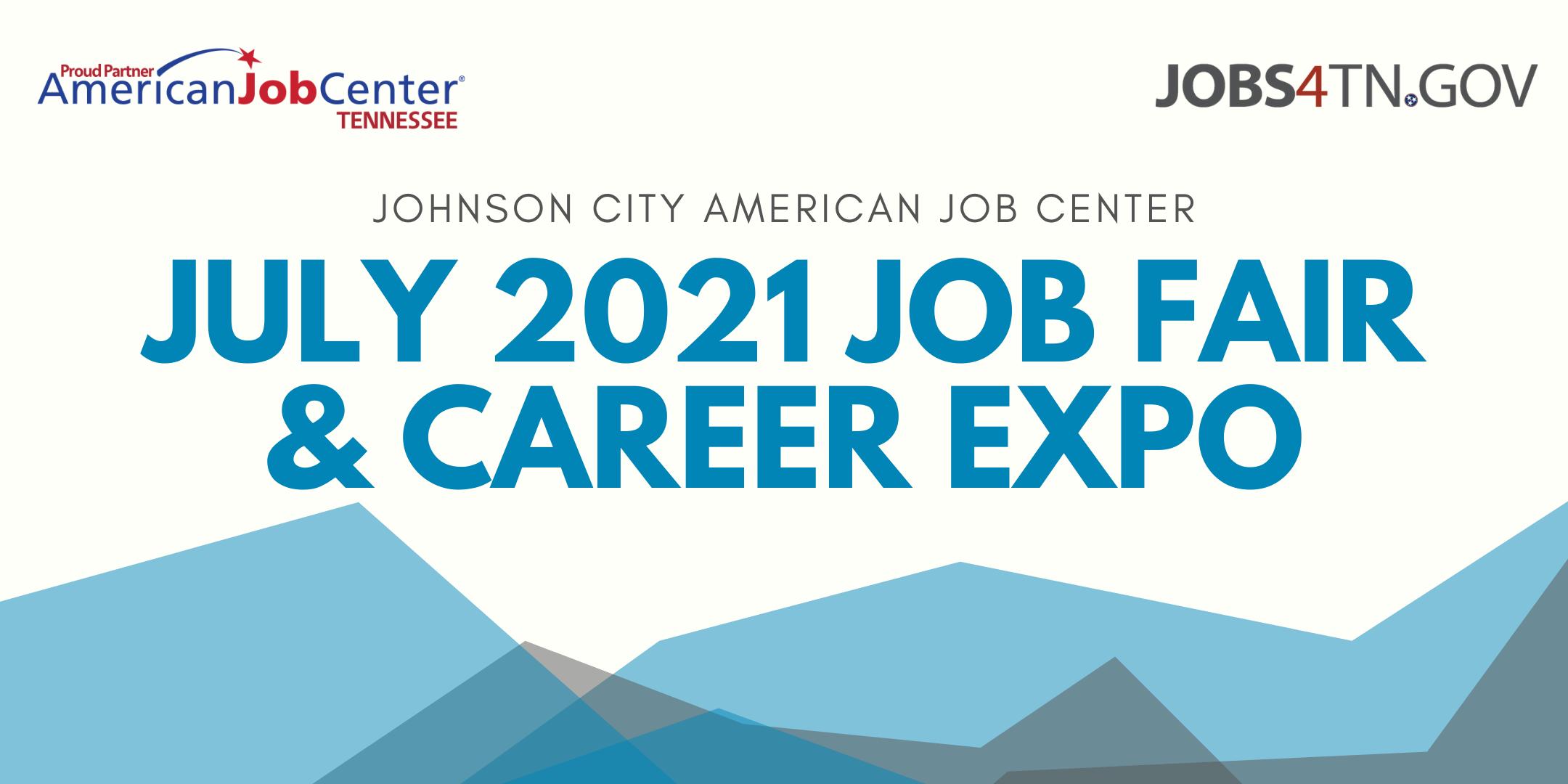 July 2021 Job Fair & Career Expo 1