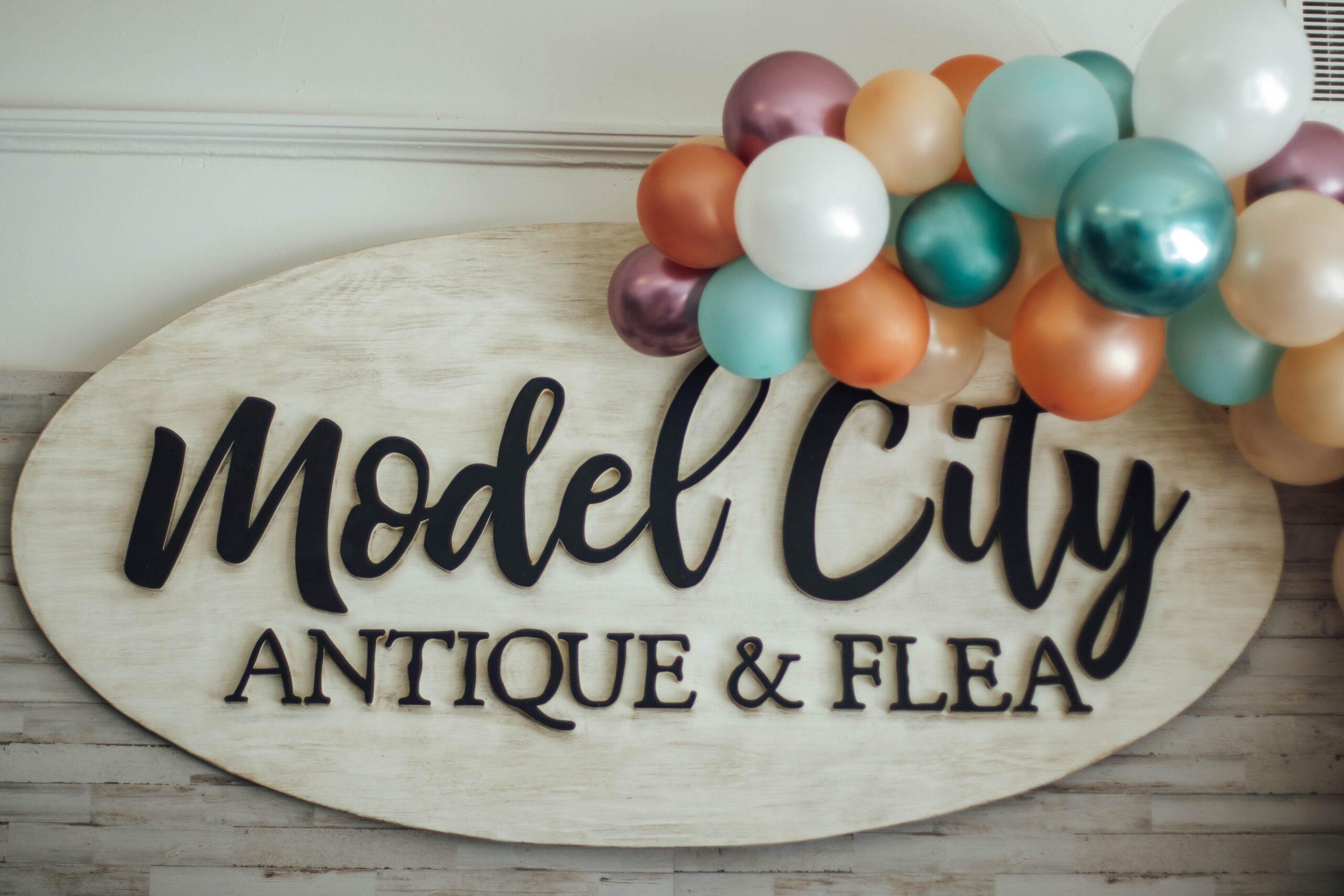 Model City Antique & Flea Fall & Holiday Market 1